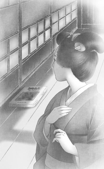 「共謀小説家」5話・挿絵1