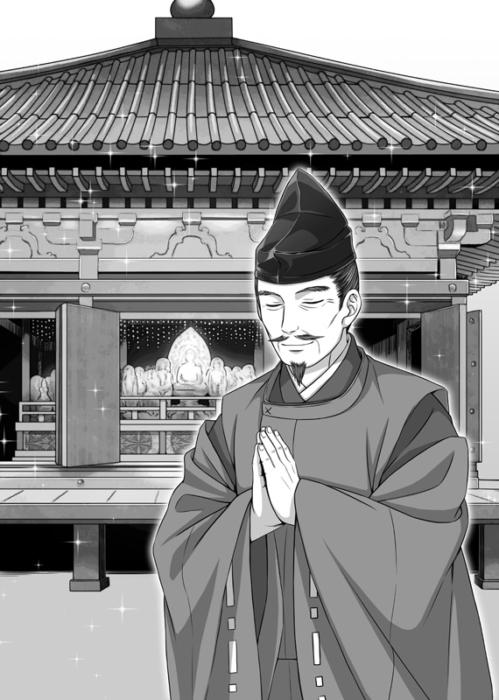 「日本の偉大な建造物1北海道・東北」:中尊寺金色堂