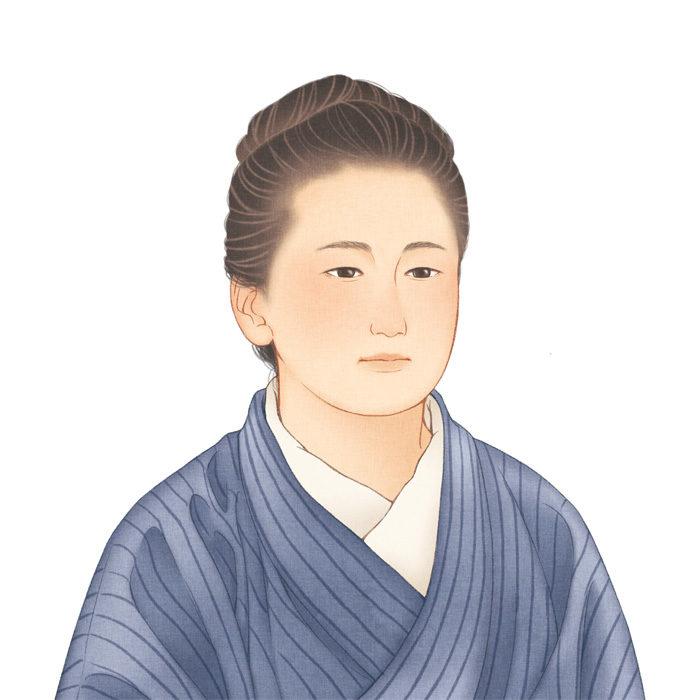 新五千円札:津田梅子