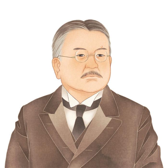 新千円札:北里柴三郎